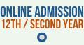 online admission